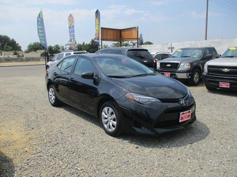 2017 Toyota Corolla for sale in Modesto, CA
