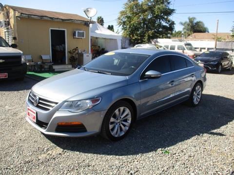 2012 Volkswagen CC for sale in Modesto, CA