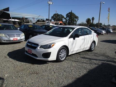 2013 Subaru Impreza for sale in Modesto, CA