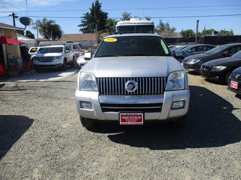 2010 Mercury Mountaineer for sale in Modesto, CA