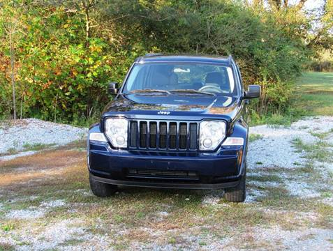 2012 Jeep Liberty for sale in Oliver Springs, TN