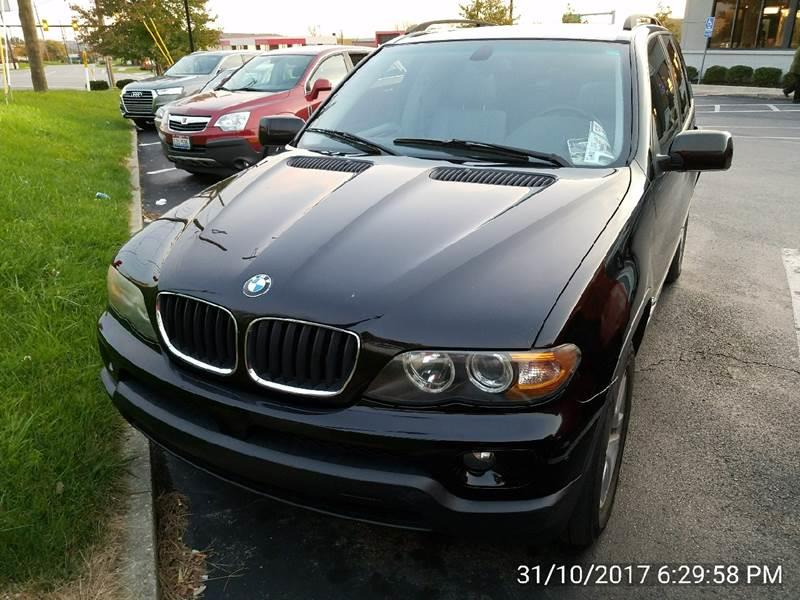 2006 BMW X5 For Sale At Automaxx In Dayton OH