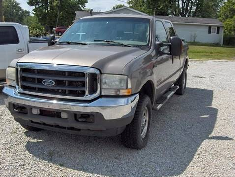 2004 Ford F-250 Super Duty for sale in Osgood, IN