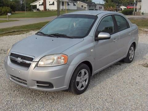 2008 Chevrolet Aveo for sale in Osgood, IN