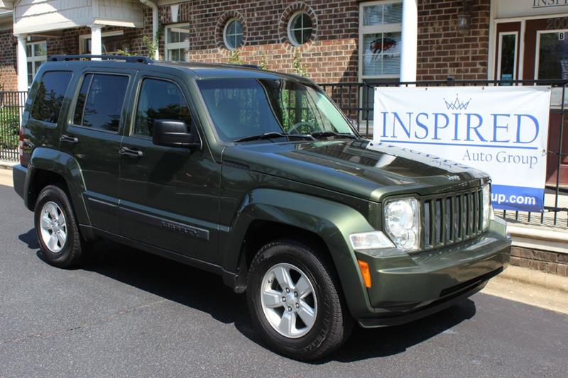 2009 Jeep Liberty For Sale At Inspired Auto Group In Matthews NC