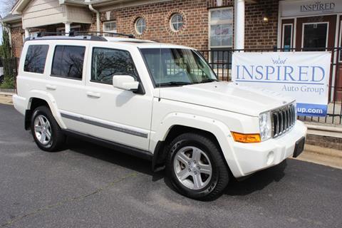 2010 Jeep Commander for sale in Matthews, NC