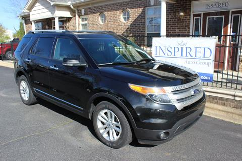 2015 Ford Explorer for sale in Matthews, NC