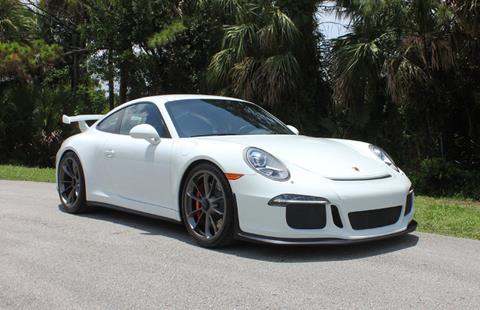 2015 Porsche 911 for sale in Riviera Beach, FL