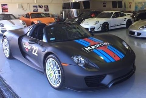 2015 Porsche 918 Spyder for sale in Riviera Beach, FL