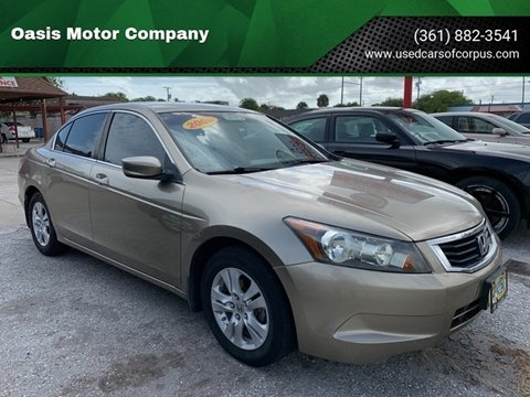 Used Car Dealers Corpus Christi >> Oasis Motor Company Car Dealer In Corpus Christi Tx