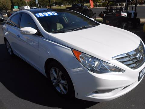 2012 Hyundai Sonata for sale in Saint George, UT