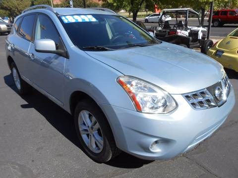 2012 Nissan Rogue for sale in Saint George, UT