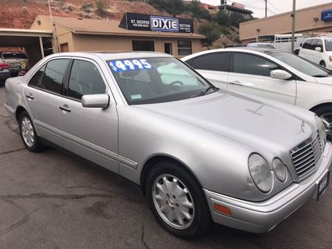 1998 Mercedes-Benz E-Class for sale in Saint George, UT
