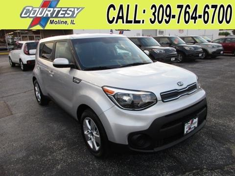 2017 Kia Soul for sale in Moline, IL