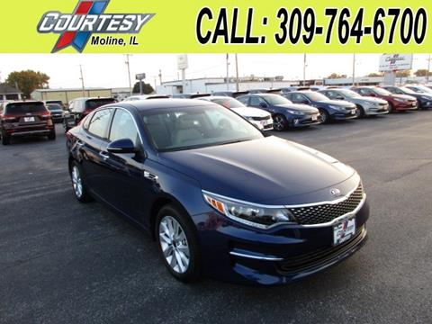 2018 Kia Optima for sale in Moline, IL