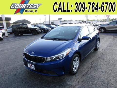 2017 Kia Forte for sale in Moline, IL