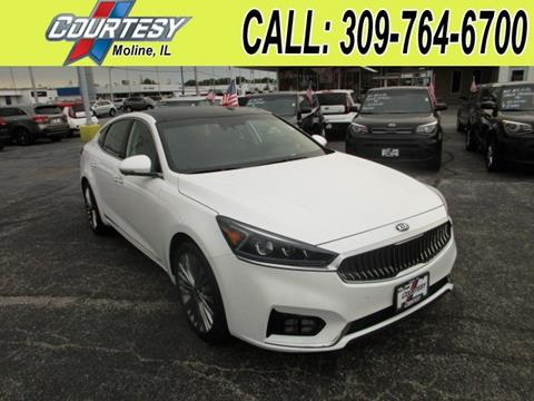 2017 Kia Cadenza for sale in Moline, IL