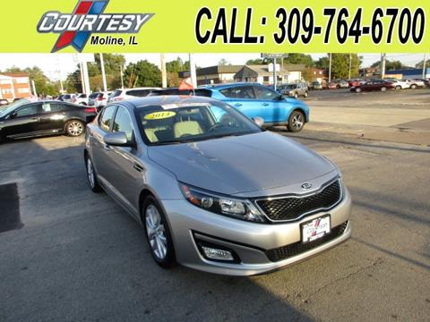 2014 Kia Optima for sale in Moline, IL