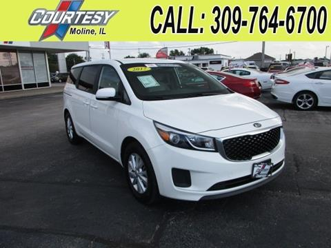 2017 Kia Sedona for sale in Moline, IL