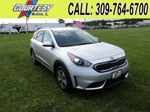 2017 Kia Niro for sale in Moline, IL