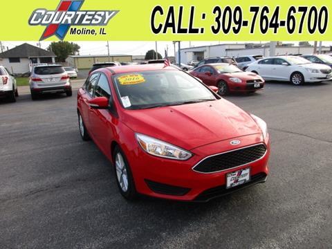 2016 Ford Focus for sale in Moline, IL