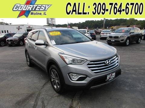 2013 Hyundai Santa Fe for sale in Moline, IL
