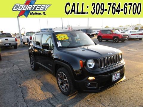 2015 Jeep Renegade for sale in Moline, IL
