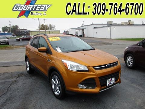 2016 Ford Escape for sale in Moline, IL