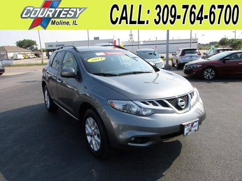 2014 Nissan Murano for sale in Moline, IL
