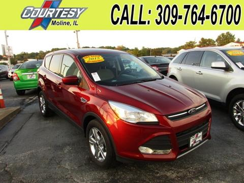 2015 Ford Escape for sale in Moline, IL