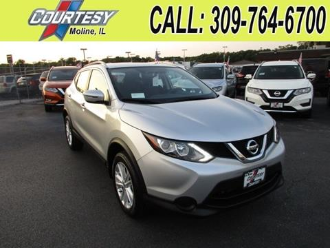 2017 Nissan Rogue Sport for sale in Moline, IL