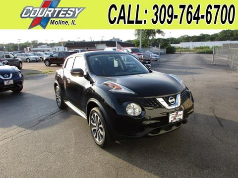 2017 Nissan JUKE for sale in Moline, IL