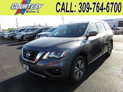2017 Nissan Pathfinder for sale in Moline, IL