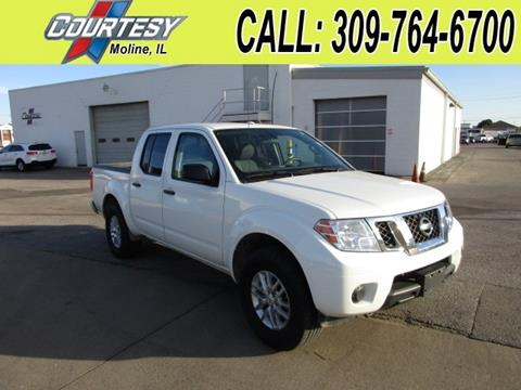 2017 Nissan Frontier for sale in Moline, IL