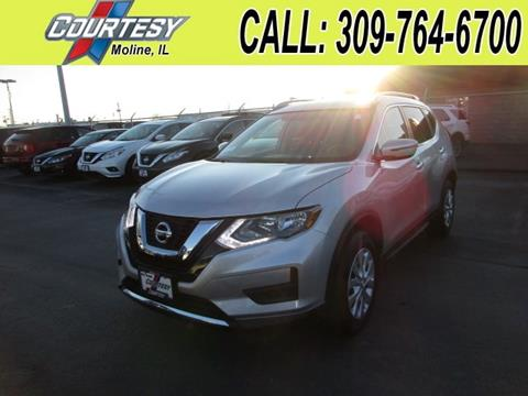 2017 Nissan Rogue for sale in Moline, IL