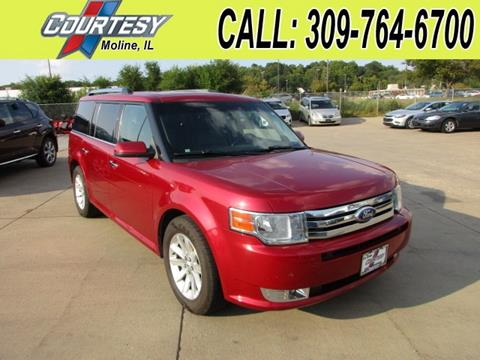 2012 Ford Flex for sale in Moline, IL