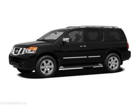 2011 Nissan Armada for sale in Moline, IL