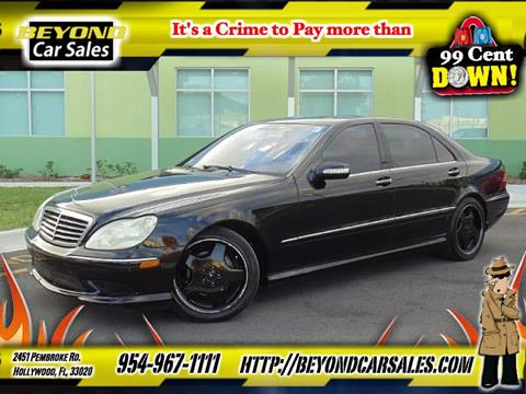 2006 Mercedes-Benz S-Class for sale in Hollywood, FL