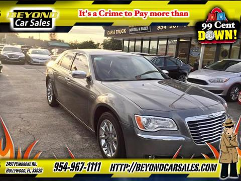 2011 Chrysler 300 for sale in Hollywood, FL