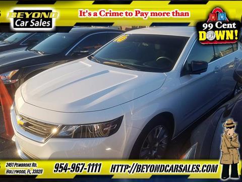 Beyond Car Sales Used Cars Hollywood Fl Dealer
