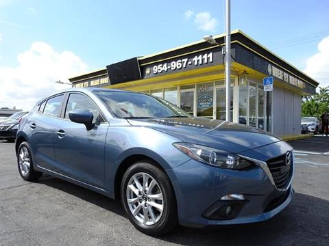 2016 Mazda MAZDA3 for sale in Hollywood, FL
