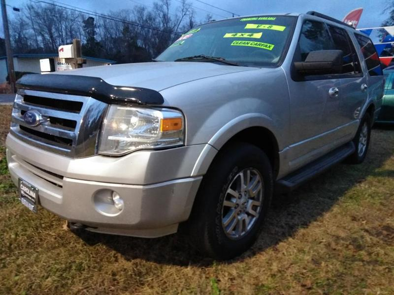2011 ford expedition xlt in north charleston sc - coosaw creek auto
