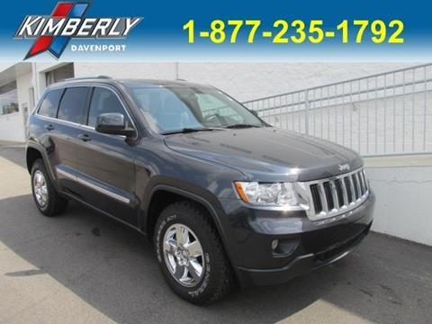 2013 Jeep Grand Cherokee for sale in Davenport, IA