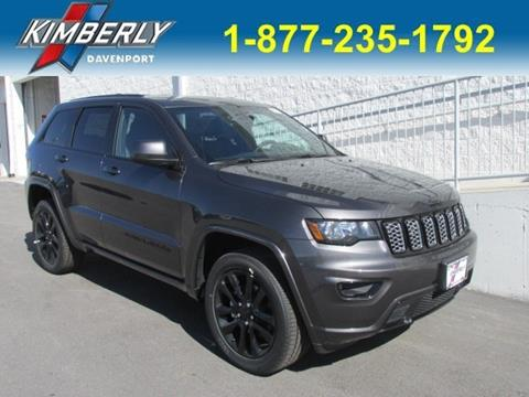 2018 Jeep Grand Cherokee for sale in Davenport, IA