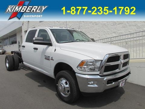 2017 RAM Ram Chassis 3500 for sale in Davenport, IA