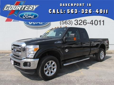 2016 Ford F-250 Super Duty for sale in Davenport, IA