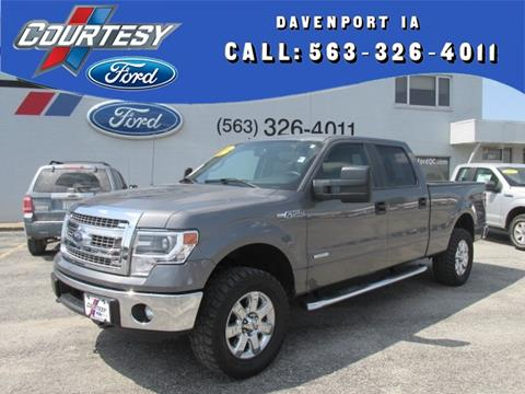 2014 Ford F-150 for sale in Davenport IA