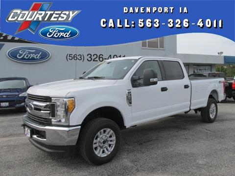 2017 Ford F-250 Super Duty for sale in Davenport IA