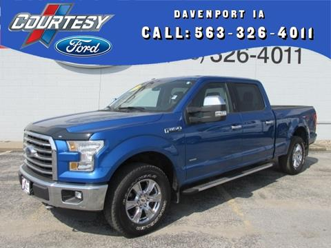 2015 Ford F-150 for sale in Davenport, IA