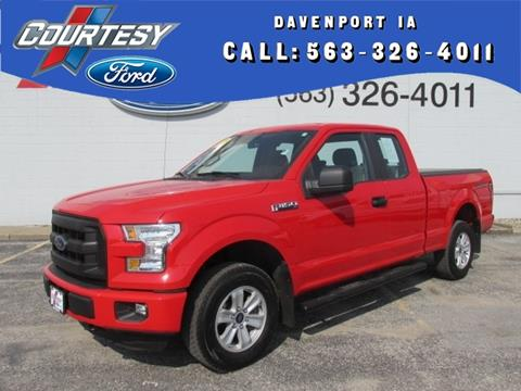 2016 Ford F-150 for sale in Davenport IA